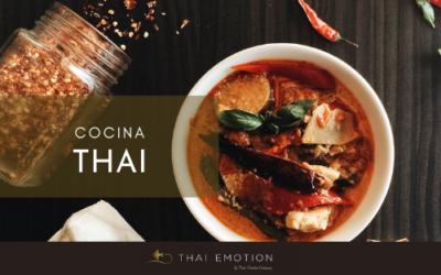 La cocina Thai, una gran pasarela de sabores y olores