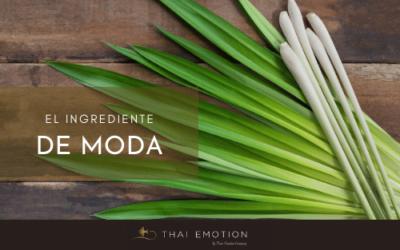 Lemongrass, descubre todo sobre este ingrediente de moda
