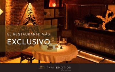 Disfruta de una experiencia única en el restaurante más pequeño y exclusivo de Madrid
