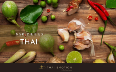 Descubre los principales ingredientes de la comida tailandesa